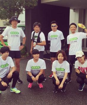 【金沢マラソン2019】浅野川沿いコースでペースが上がって…。