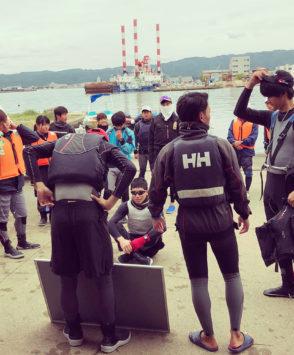 【金沢大学ヨット部】練習の様子を拝見してきました!