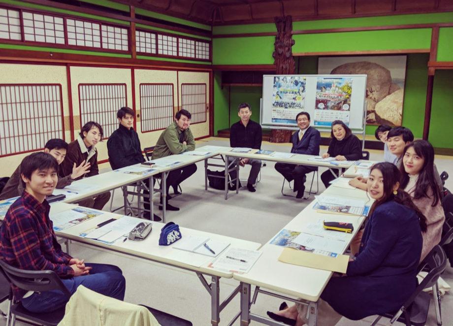 【OUEN塾in石川 学生リーダーキックオフミーティング】