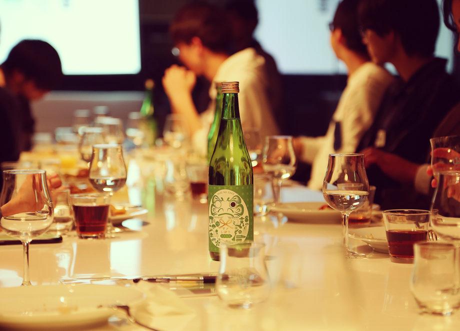【オリジナル日本酒 お披露目&振る舞いの宴】